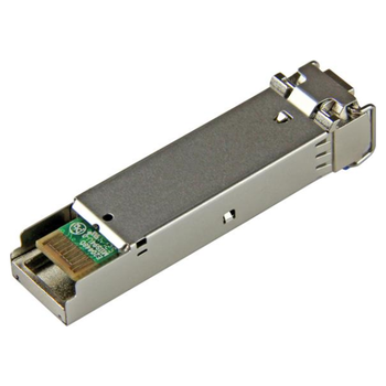 Product image of Startech 1000Base-LX/LH SM/MM SFP Fiber Transceiver LC - Click for product page of Startech 1000Base-LX/LH SM/MM SFP Fiber Transceiver LC