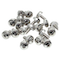 A small tile product image of Startech 100 Pack of M6 Mounting Screws - M6 x 12mm Screws