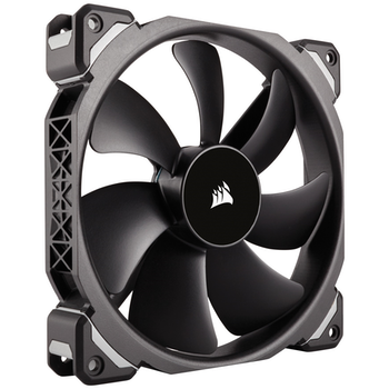 Product image of Corsair ML120 Pro 120mm Mag-Lev Cooling Fan - Click for product page of Corsair ML120 Pro 120mm Mag-Lev Cooling Fan