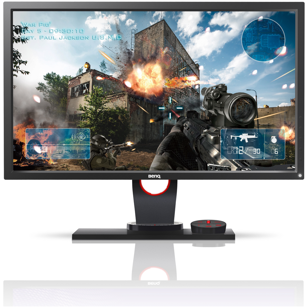 """A large main feature product image of BenQ ZOWIE XL2430 24"""" Full HD 1MS 144Hz LED Gaming Monitor"""