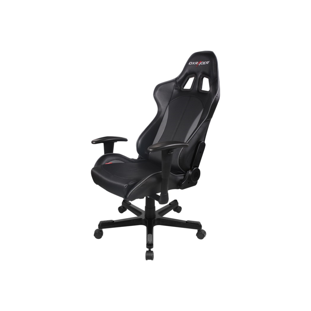 Peachy Dxracer F Series Pc Gaming Chair Black Carbon Grey W Lumbar Support Inzonedesignstudio Interior Chair Design Inzonedesignstudiocom