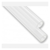 A product image of EK HD PETG Tube 12/16mm 500mm (2pcs)