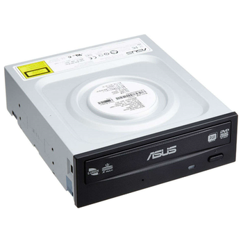 Product image of ASUS DRW-24D5MT 24x Black SATA DVD Writer OEM - Click for product page of ASUS DRW-24D5MT 24x Black SATA DVD Writer OEM