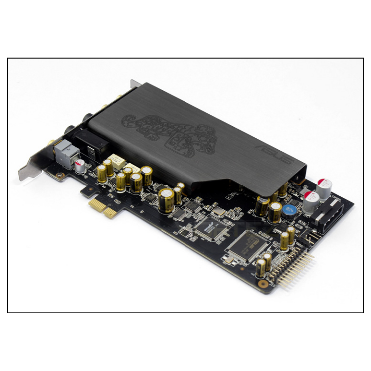 ASUS Xonar Essence STX II PCIe Sound Card - ESSENCE-STX-II - PLE Computers Online Australia