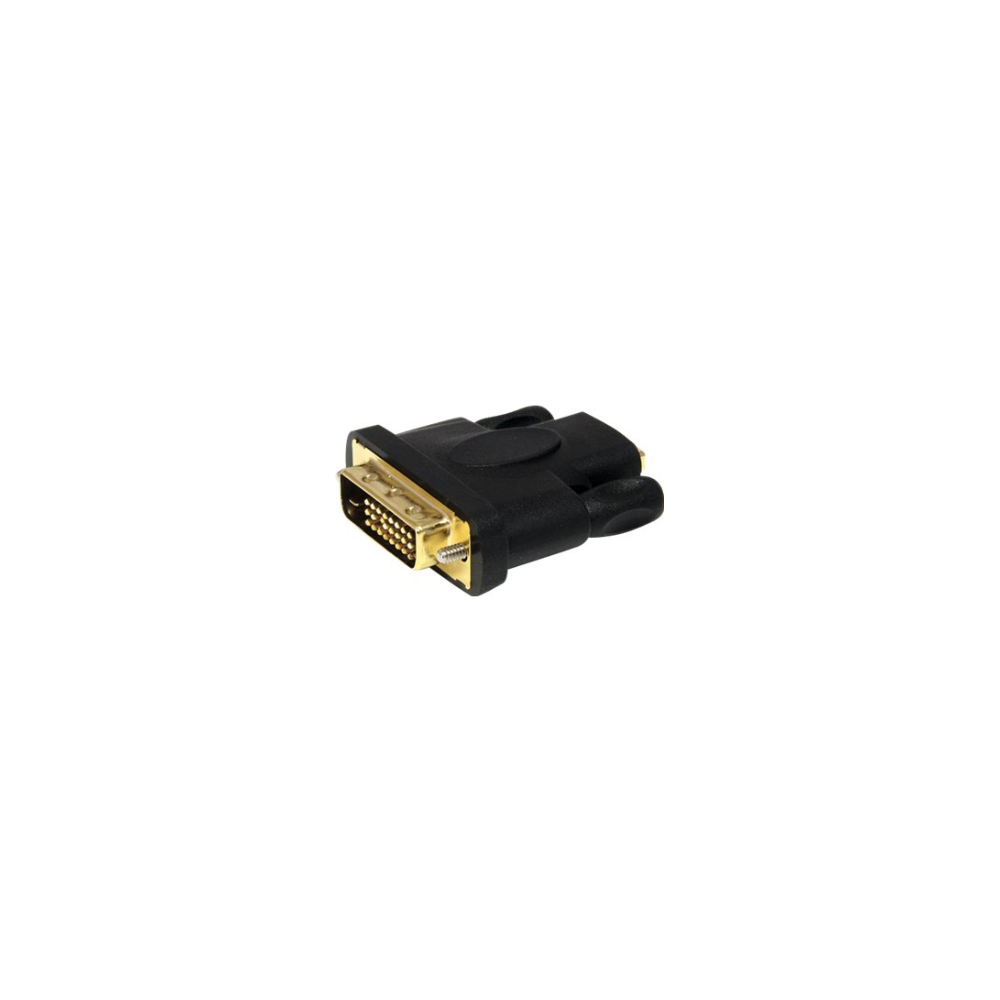 A large main feature product image of Startech HDMI to DVI-D Video Cable Adapter - F/M