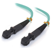 A product image of ALOGIC 5m MTRJMTRJ 40G/100G Multimode Duplex LSZH Fibre Cable 50/125 OM4