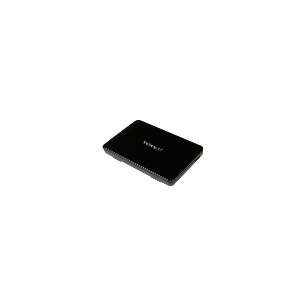 A large main feature product image of Startech 2.5in USB 3.0 External SATA Hard Drive Enclosure w/ UASP