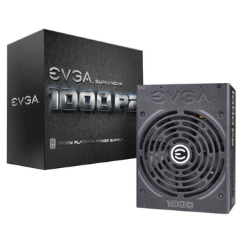 Product image of eVGA SuperNOVA P2 1000W 80PLUS Platinum Power Supply - Click for product page of eVGA SuperNOVA P2 1000W 80PLUS Platinum Power Supply