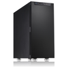A product image of Jonsbo Quiet Angel QT01 Black ATX Case
