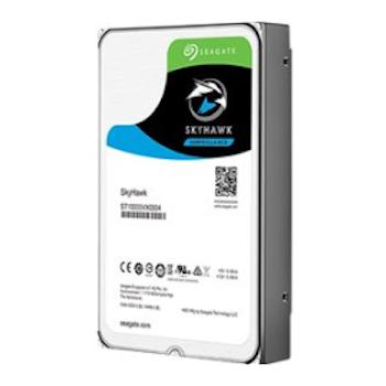 "Product image of Seagate SkyHawk ST8000VX0022 3.5"" 8TB Surveillance HDD - Click for product page of Seagate SkyHawk ST8000VX0022 3.5"" 8TB Surveillance HDD"