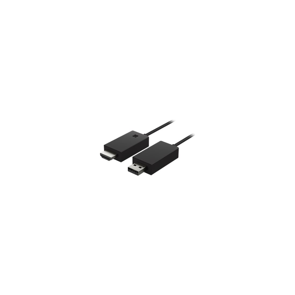 A large main feature product image of Microsoft Wireless Display Adapter V2