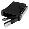 """A product image of Startech Dual Bay 5.25"""" Trayless Hot Swap Mobile Rack Backplane"""
