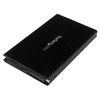 """A product image of Startech USB3.1 (10 Gbps) 2.5"""" SATA Drive Enclosure with USB-C Cable"""