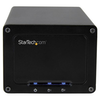 "A product image of Startech 2-Drive External Enclosure for 2.5"" SSD/HDDs - USB 3.1"