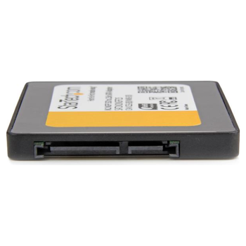 Product image of Startech M.2 NGFF to 2.5in SATA III SSD Adapter w/ Protective Housing - Click for product page of Startech M.2 NGFF to 2.5in SATA III SSD Adapter w/ Protective Housing