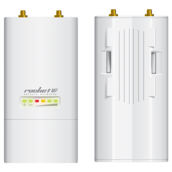 Product image of Ubiquiti 2.4GHz Rocket MIMO AIRMAX - Click for product page of Ubiquiti 2.4GHz Rocket MIMO AIRMAX