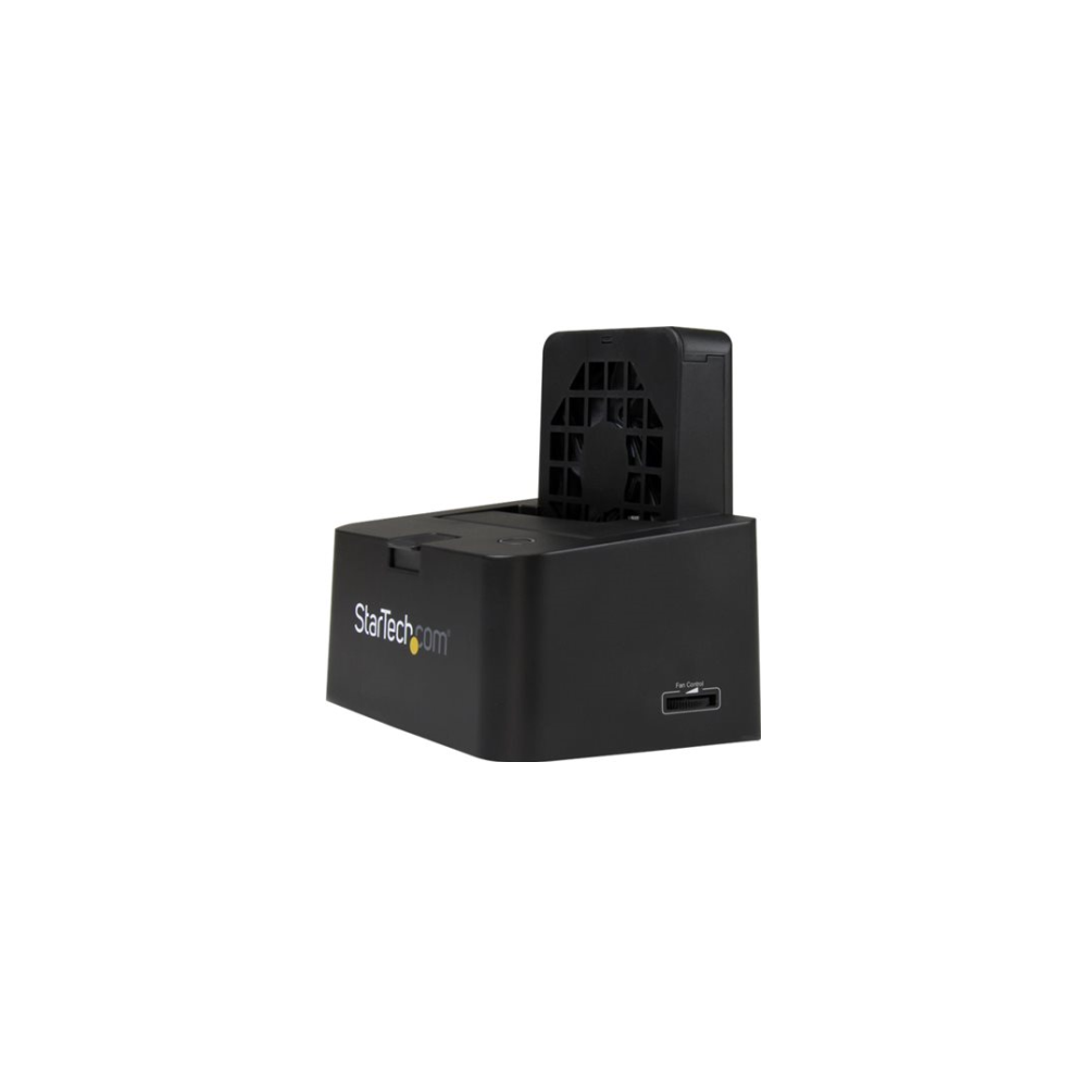 A large main feature product image of Startech Docking station for SATA HDD - eSATA & USB 3.0 w/ fan
