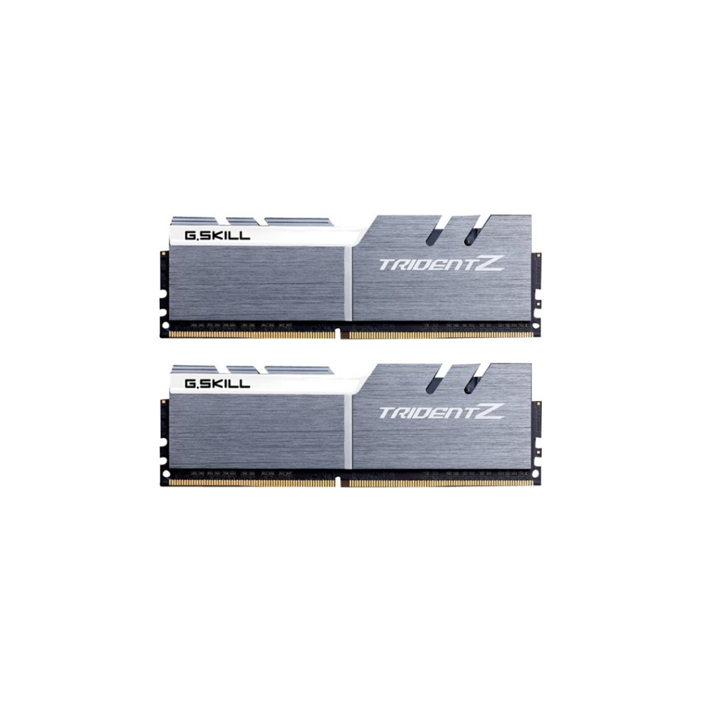 A large main feature product image of G.Skill 16GB Kit (2x8GB) DDR4 Trident Z 3200MHz C16