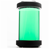 A product image of PrimoChill True Infused – Insanely Concentrated Liquid Pre-Mix – UV Green