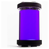 A product image of PrimoChill True Infused – Insanely Concentrated Liquid Pre-Mix – UV Purple