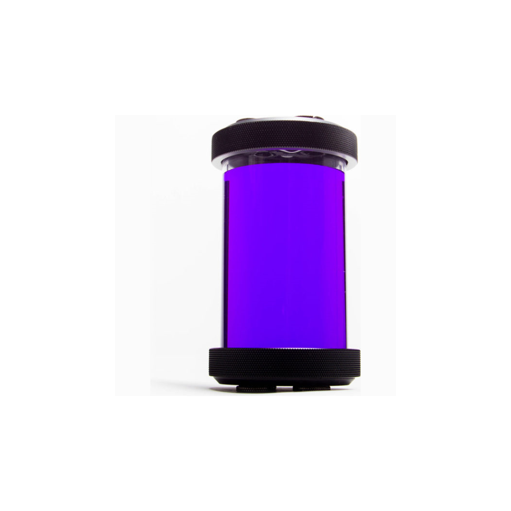 A large main feature product image of PrimoChill True Infused – Insanely Concentrated Liquid Pre-Mix – UV Purple