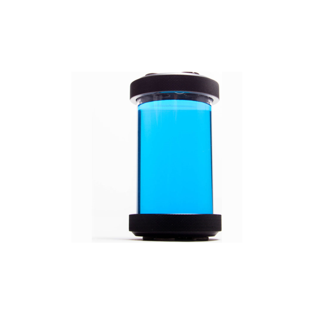 A large main feature product image of PrimoChill True Infused – Insanely Concentrated Liquid Pre-Mix– Electric UV Blue