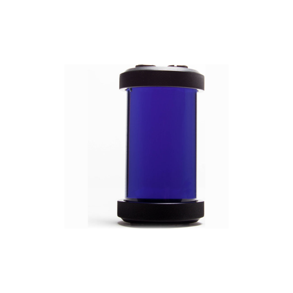 A large main feature product image of PrimoChill True Infused – Insanely Concentrated Liquid Pre-Mix– Steel Blue