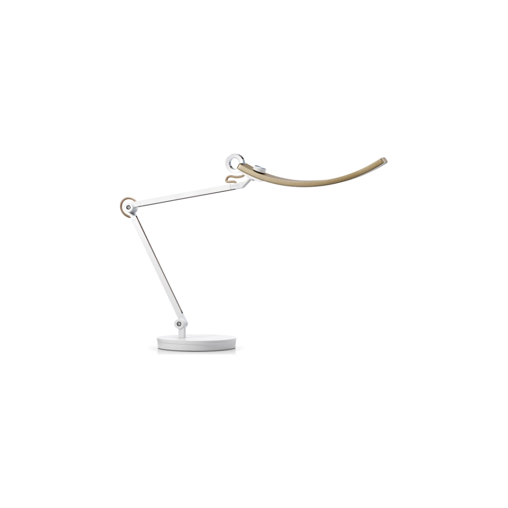 A large main feature product image of BenQ WiT e-Reading Lamp (Daybreak Gold)