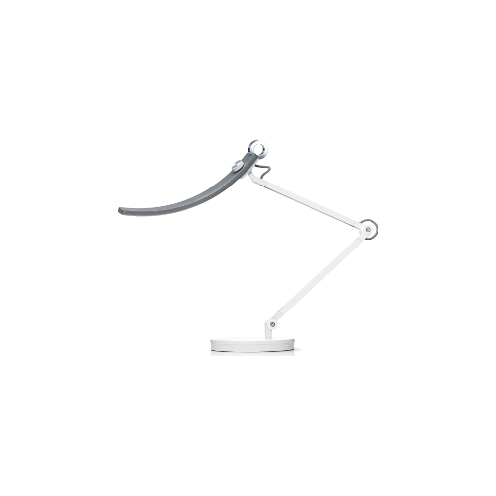 A large main feature product image of BenQ WiT e-Reading Lamp (Galaxy Silver)