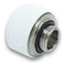 A small tile product image of EK G1/4 16mm White HDC Fittings