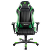 A product image of BattleBull Covert Gaming Chair Black/Green