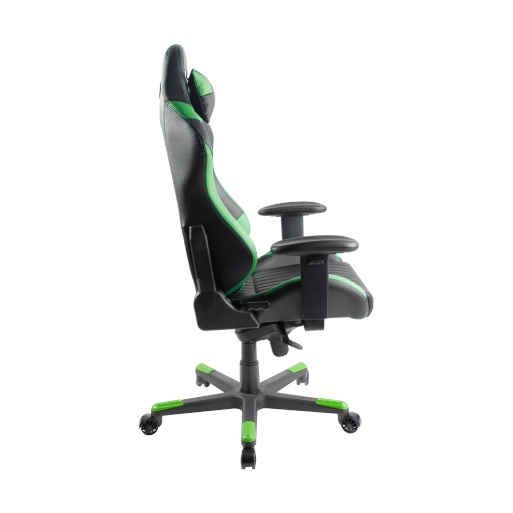 A large main feature product image of BattleBull Covert Gaming Chair Black/Green