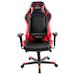 BattleBull Covert Gaming Chair Black/Red