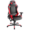 A product image of BattleBull Covert Gaming Chair Black/Red