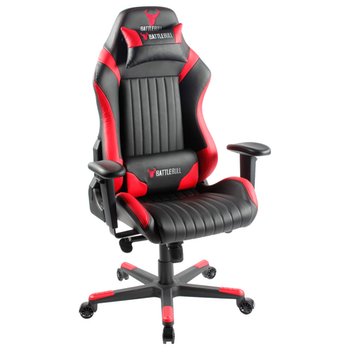 Product image of BattleBull Covert Gaming Chair Black/Red - Click for product page of BattleBull Covert Gaming Chair Black/Red