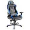 A product image of BattleBull Covert Gaming Chair Black/Blue