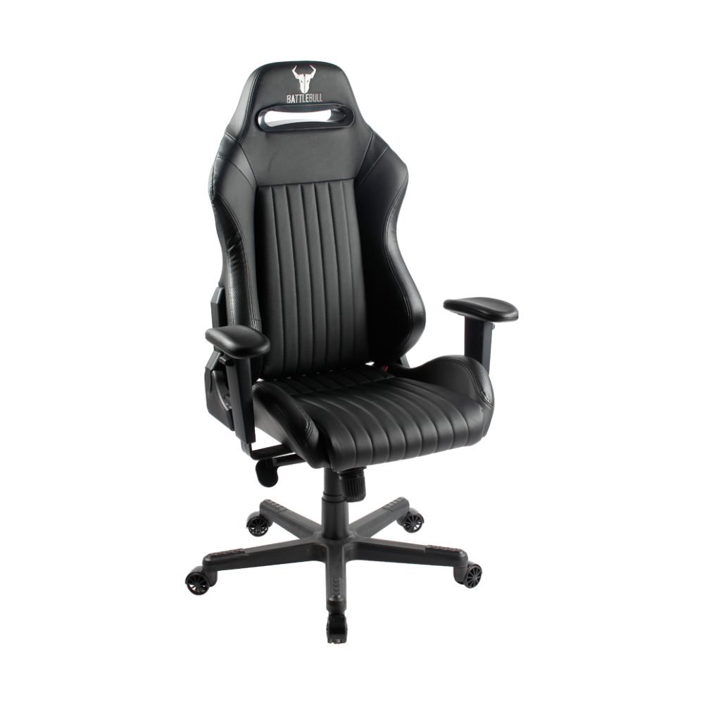 A large main feature product image of BattleBull Covert Gaming Chair Black/Carbon