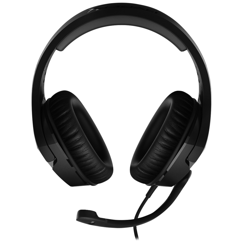 A large main feature product image of Kingston HyperX Cloud Stinger Gaming Headset Black