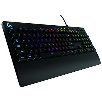 Product image of Logitech G213 Prodigy RGB Gaming Keyboard - Click for product page of Logitech G213 Prodigy RGB Gaming Keyboard