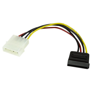 Product image of Startech Molex to SATA Power 15cm Cable Adapter - Click for product page of Startech Molex to SATA Power 15cm Cable Adapter