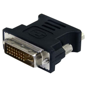 Product image of Startech DVI to VGA Cable Adapter - Black - M/F - Click for product page of Startech DVI to VGA Cable Adapter - Black - M/F