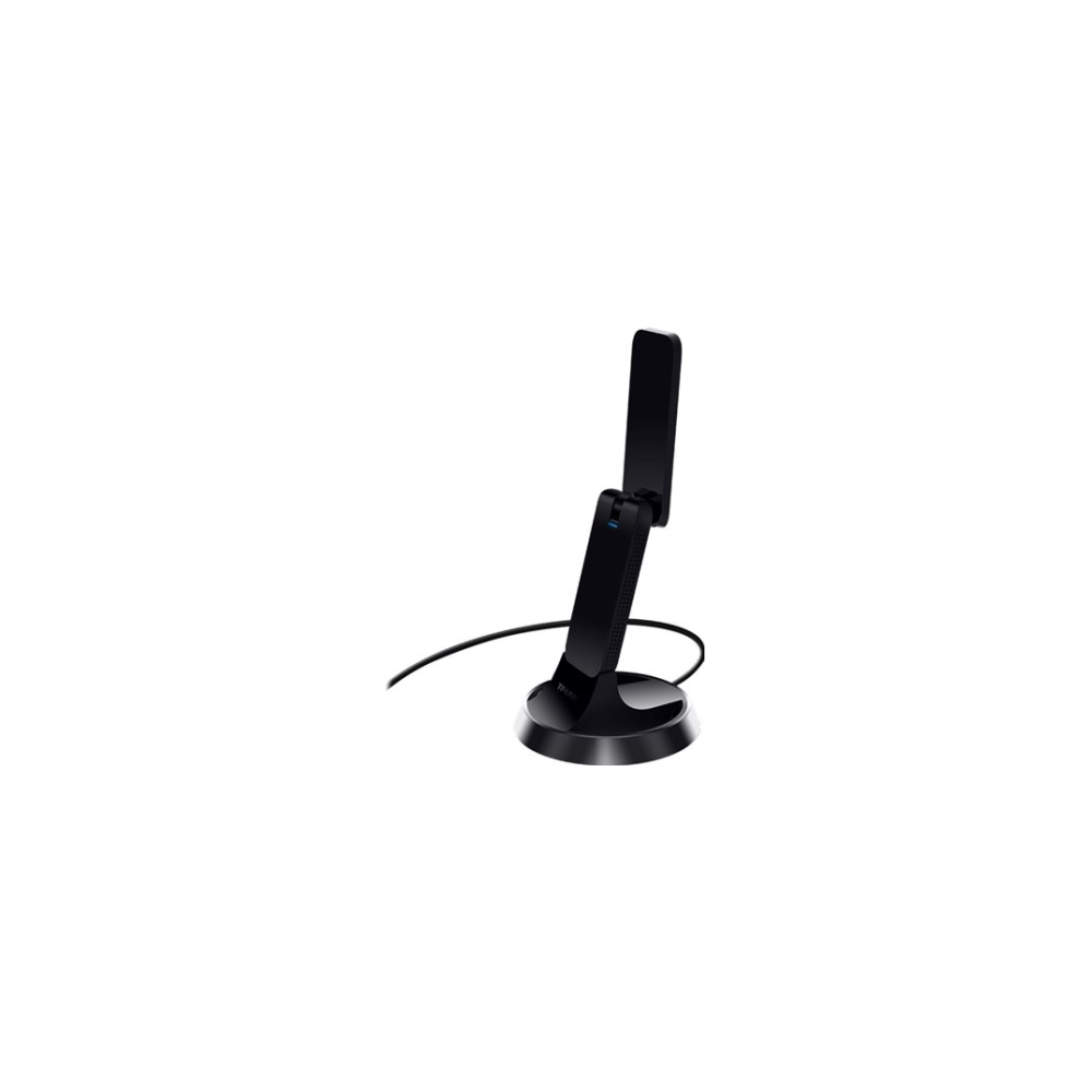 A large main feature product image of TP-LINK Archer T9UH AC1900 High-Gain Wireless Dual Band USB Adapter