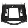 """A product image of Startech 2.5"""" SSD/HDD Mounting Bracket for 3.5"""" Drive Bay - Tool-less Installation"""