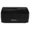 """A product image of Startech Drive Docking Station for 2.5 / 3.5"""" SATA Drives - USB 3.1 (USB-A, USB-C) or eSATA"""