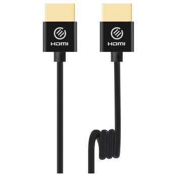 Product image of ALOGIC AIR Series 1m Super Slim & Flexible HDMI Cable with Ethernet Ver 2.0 - Click for product page of ALOGIC AIR Series 1m Super Slim & Flexible HDMI Cable with Ethernet Ver 2.0