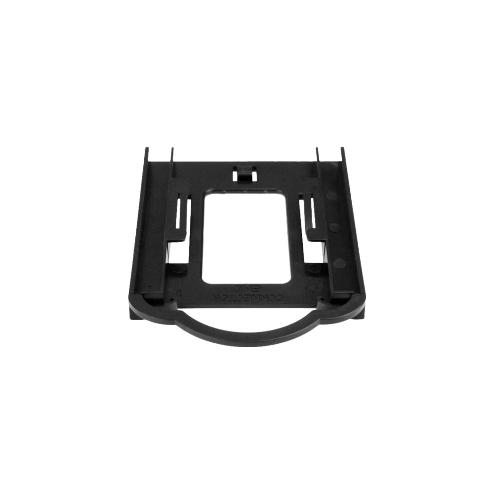 """A large main feature product image of Startech 2.5"""" SSD/HDD Mounting Bracket for 3.5"""" Drive Bay - Tool-less Installation"""