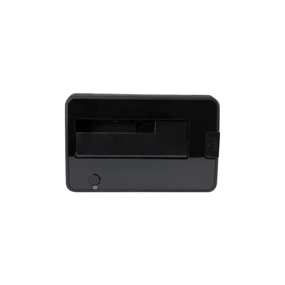 """A large main feature product image of Startech Drive Docking Station for 2.5 / 3.5"""" SATA Drives - USB 3.1 (USB-A, USB-C) or eSATA"""
