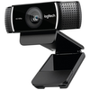 A product image of Logitech C922 Pro Full HD Streaming Webcam