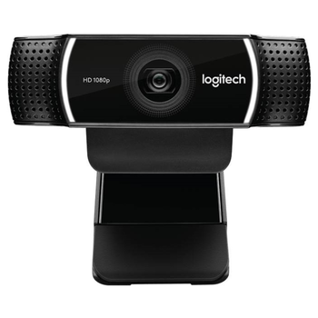 Product image of Logitech C922 Pro Full HD Streaming Webcam - Click for product page of Logitech C922 Pro Full HD Streaming Webcam