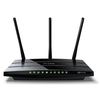 Product image of TP-LINK Archer VR400 AC1200 Wireless Dual Band VDSL/ADSL Modem Router - Click for product page of TP-LINK Archer VR400 AC1200 Wireless Dual Band VDSL/ADSL Modem Router